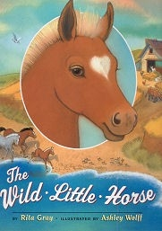 Wild Little Horse, The  - HB