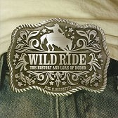 Wild Ride: History and Lore of Rodeo - HB