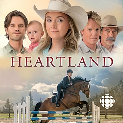 Heartland:  The Complete Eleventh Season - Horse TV Series - DVD