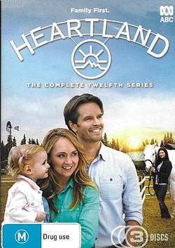 Heartland:  The Complete Twelfth Season - Horse TV Series - DVD