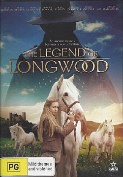 The Legend of Longwood - Family Horse Movie - DVD